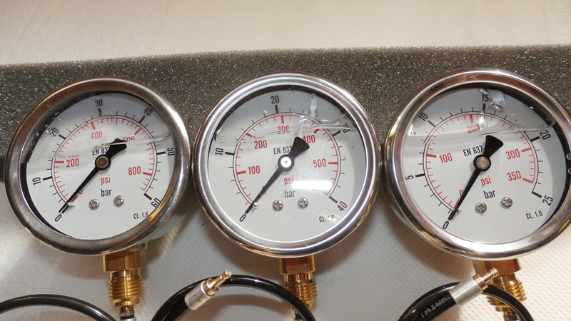 Hydraulikdruck messen - Hydraulik im Modellbau - Modelltruckforum ...